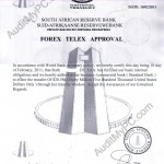 Forex Telex Approval for Ruth
