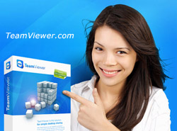 teamview remote desktop from your phone software