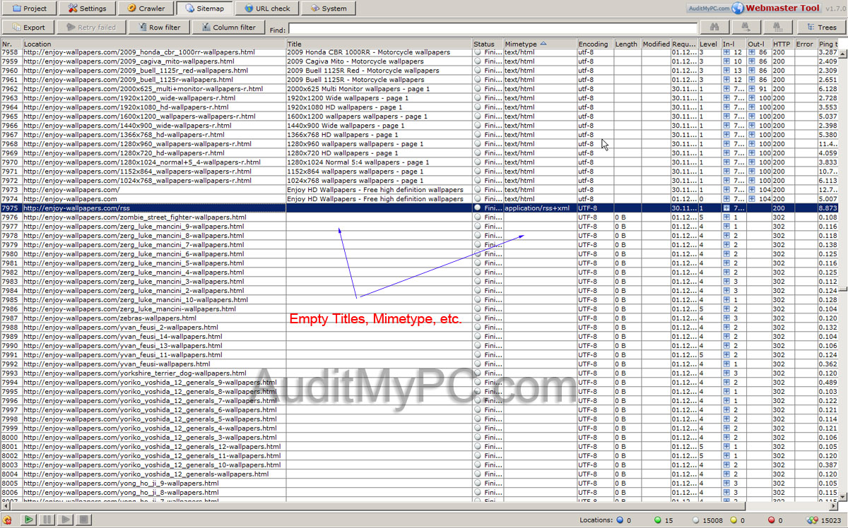 sitemap generator to create xml site map online seo tool